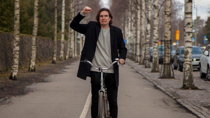 Öppet brev till Helsingfors cykelanarkister