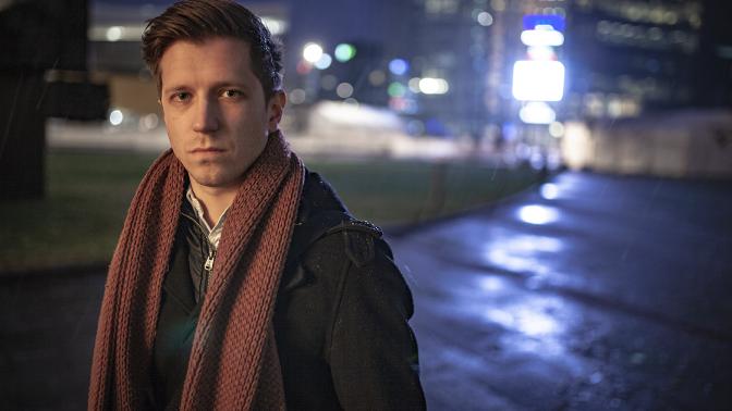 """Sam Sonntag, 25, livnär sig på EDM och vill bli nästa Avicii: """"Det rationella valet är att söka jobb efter att man blir magister"""""""