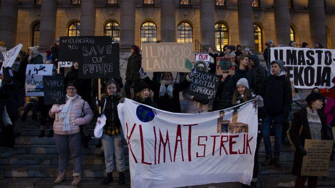"""Klimatförändringen viktigaste frågan inför riksdagsvalet – """"utan tvekan det största hotet"""""""