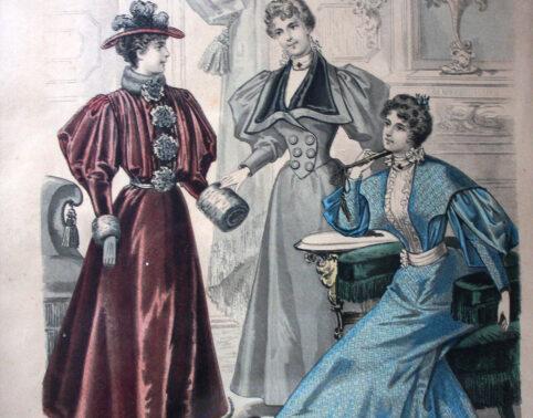 Från avslöjande hosor till korsett och Coco Chanel – uppkomsten av Fast Fashion