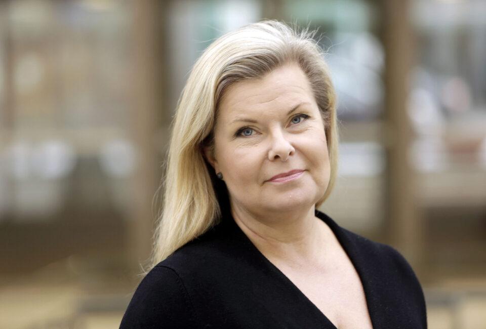 Lotta Savinko, chef för Akavas jämställdhets- och miljöfrågor.