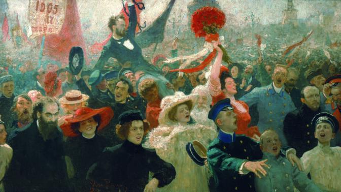 Ilja Repin – en mästerlig porträttör av Rysslands folk