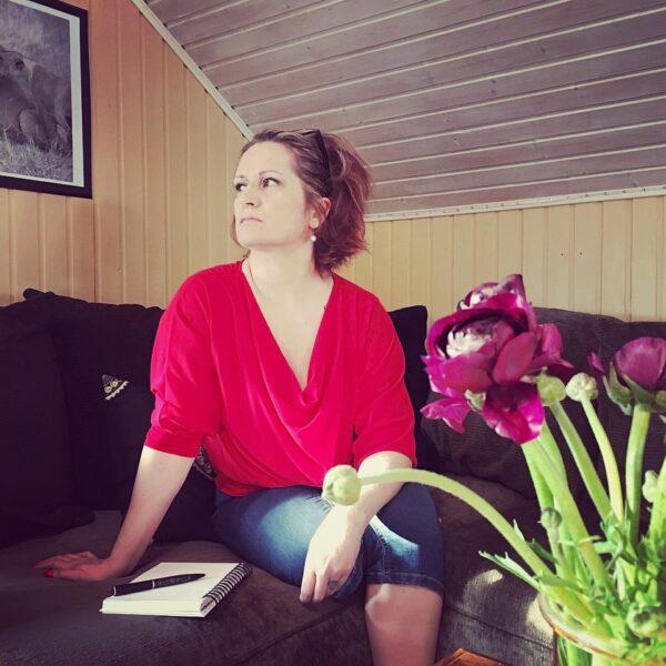 Tiia Forsström.