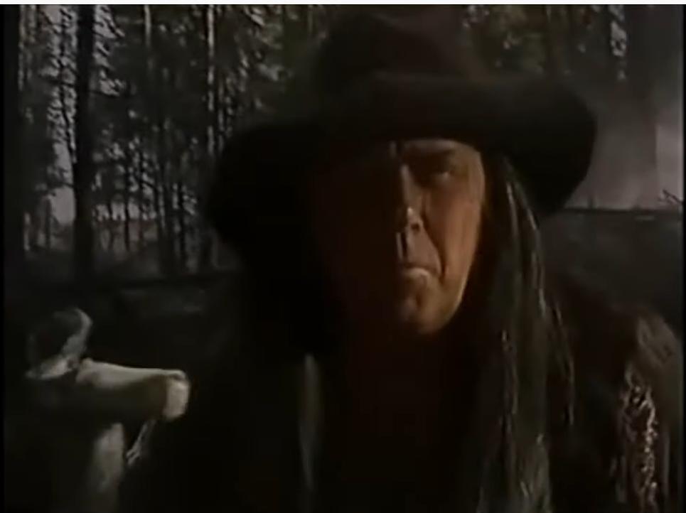 Screenshot från Hraniteli (1991).
