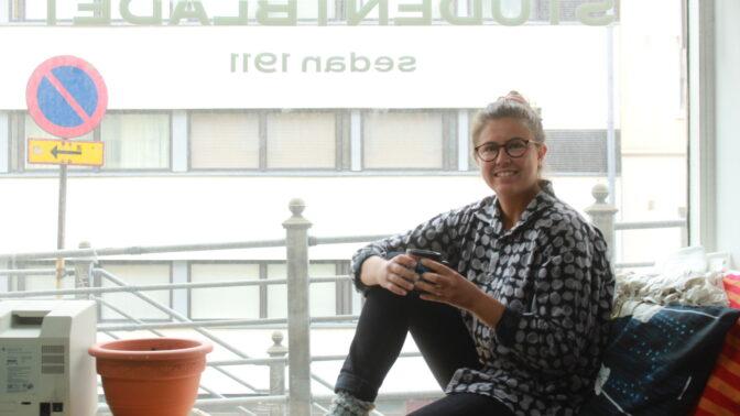 Kolumn: Ännu en koffeinberoende redaktör till Tredje linjen