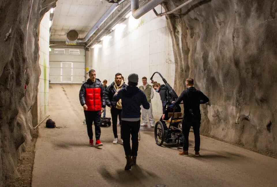 Pressbild för Ner i Djupet. Bild: Kenneth Mattila.